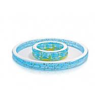 Детский надувной бассейн Intex с Фонтаном (57143)