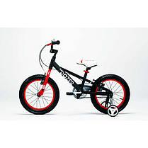 """Велосипед RoyalBaby BULL DOZER 18"""", RB18-23 черный"""