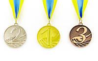 Медаль на ленте Furore  5 см, 25 г