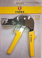 Заклепочник TOPEX 43E791 для дюбелей  гипсокартона