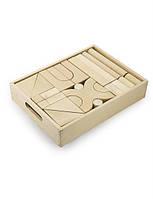 Набор строительных блоков Viga Toys , детский деревянный конструктор