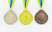 Медаль на ленте  6,5 см, 35 г