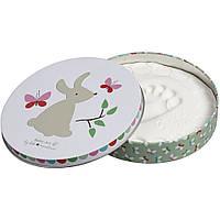 Отпечаток в коробочке Baby Art Magic Box Bunny (круглая)