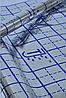 Фольгована плівка з розміткою для теплої підлоги рулон 50 кв/м (45микрон)