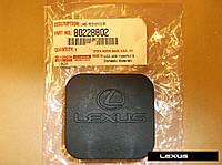 Lexus LX LX470 1998-06 Фаркоп крышка Заглушка отверстия в прицепном устройстве Новая Оригинал