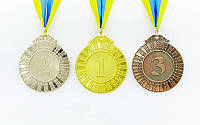 Медаль на ленте   6,5 см, 38 г