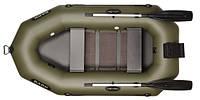 Надувная лодка Bark B-230CN двухместная, гребная
