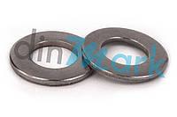 DIN 125 А Шайба нержавеющая плоска (от М1,6 до М52) А2