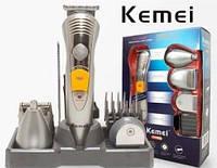 Kemei MP-5580(km580a) 7в1, машинка для стрижки триммер бритва
