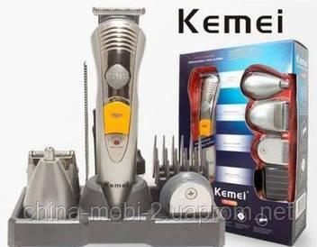Kemei MP-5580 km580a 7в1, машинка для стрижки тример бритва