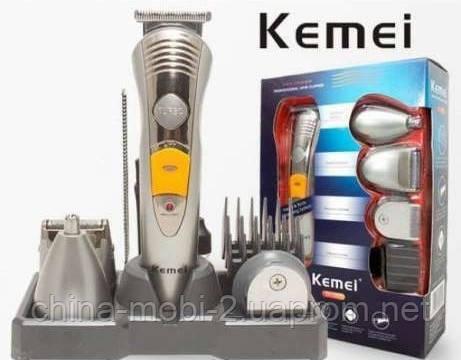 Kemei MP-5580(km580a) 7в1, машинка для стрижки триммер бритва , фото 2