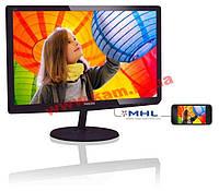 """LED TN Монитор 21.5"""",VGA,DVI,H DMI-MHL 227E6LDSD/00 (227E6LDSD/00)"""