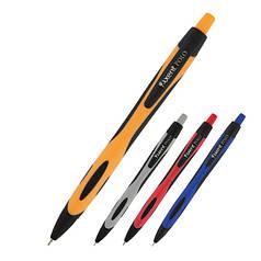 Ручка масляная автоматическая AXENT Polo 0,7 мм, синяя