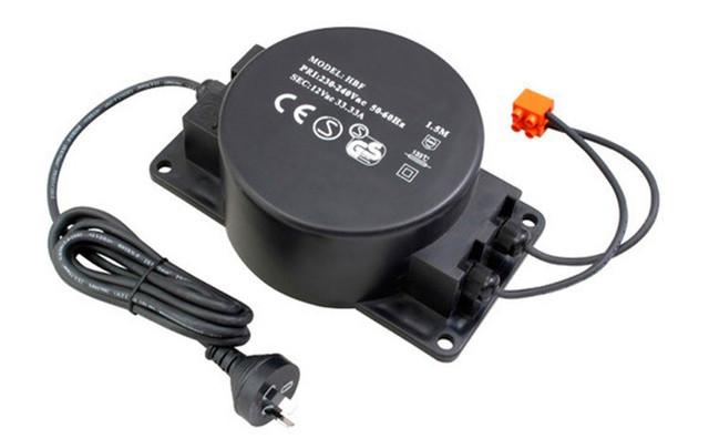 Трансформатор Aquant 100 W–12 V для прожектора в бассейн