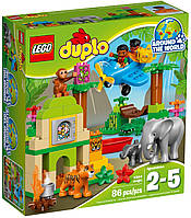 Lego Duplo Вокруг света: Азия 10804
