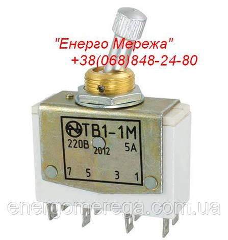 Тумблер ТВ1-1М, фото 2