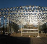 Строительство склада для зерна (зернохранилища)