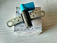 Датчик положения коленвала  Dacia Logan (8200643171)(с 2007 года)(синяя фишка)