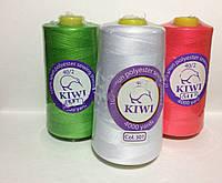 Нитки швейные 40/2 Kiwi (киви) (4000 ярдов)