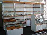 Изготовление мебели для магазинов