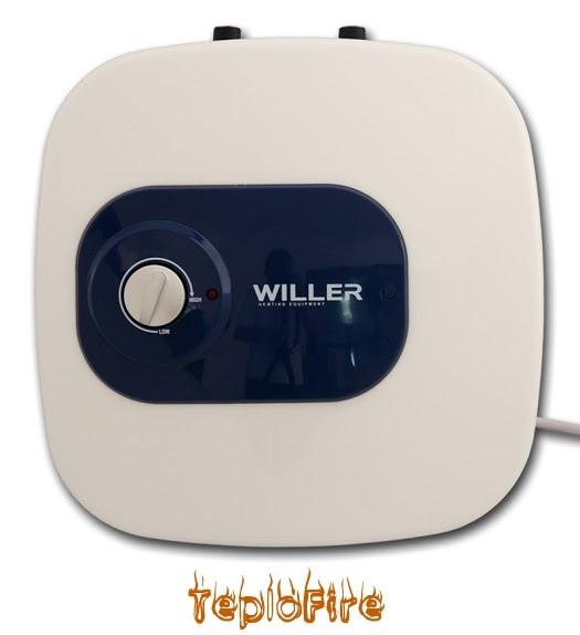 Накопительный водонагреватель  WILLER PU10R OPTIMA MINI