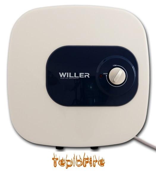Накопительный водонагреватель WILLER PA15R OPTIMA MINI