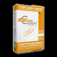 Цемент ПЦ I-500 тара 50 кг. вагон Евроцемент