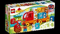 Lego Duplo Мой первый грузовик 10818