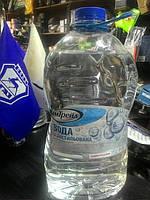 Вода дистилированная  5,0 литр.