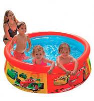 Надувной бассейн INTEX 28103 Тачки