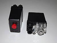 Автоматика (прессостат) для компрессора, 3 выхода