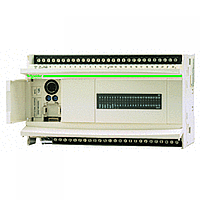 TWDLCDA40DRF  Компактный ПЛК =24В; 24вх/16вых