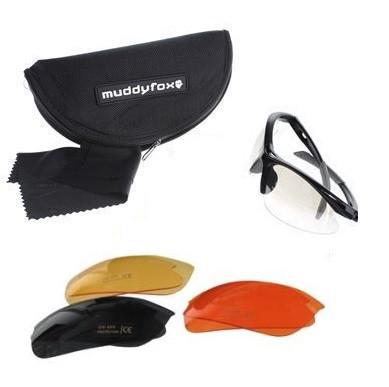Спортивные очки MuddyFox со сменными линзами