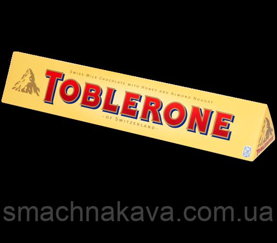 Молочный шоколад с медом, миндалем, нугой 100 gr