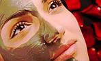 Маски из глины для разных типов кожи.