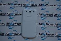 Задняя панель корпуса для мобильного телефона Samsung S3 i9300, i9305, i535, i747, T999, L710 белая