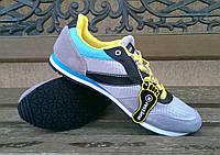 Стильные кроссовки от ТМ Restime, натуральная замша