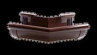 Угол желоба водосточного PROFIL (Профил) наружный произвольный 100-170'