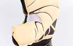 Перчатки вратарские REUSCH FB-812-3, фото 2