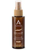 KEMON LINFA  SOLARE  Масло солнезащитное  для волос и тела NEW