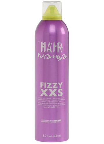 HAIR MANYA  Мусс д/объема очень сильной фиксации FIZZY  XXS