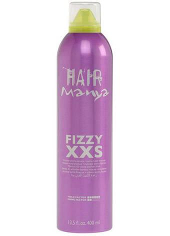 HAIR MANYA  Мусс д/объема очень сильной фиксации FIZZY  XXS, фото 2