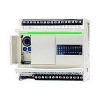 TWDLCAA24DRF  Компактный плк ~100-240В; 14вх/10Вых