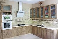 Кухня с рамочным фасадом дсп swiss krono