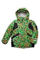 Зимняя курточка из мембранной ткани для мальчика 128