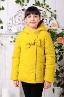 Красивые куртки для девочек на весну, фото 1