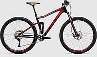Велосипеды CUBE Stereo 120 HPC SL