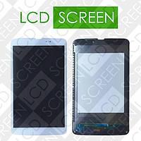 Модуль для планшета LG G Pad 8.3 V500 3G, белый, дисплей + тачскрин, WWW.LCDSHOP.NET
