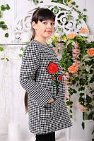 Пальто на девочку весна, фото 1