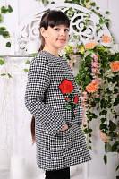 Пальто на дівчинку весна, фото 1